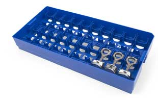 Tray dunnage
